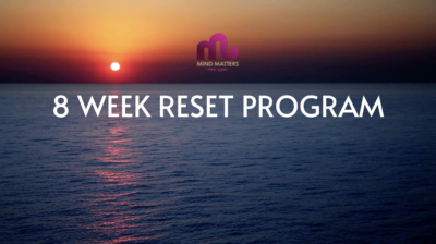 8 week reset program